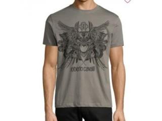 Vend Lot 25 T-shirt ROBERTO CAVALLI